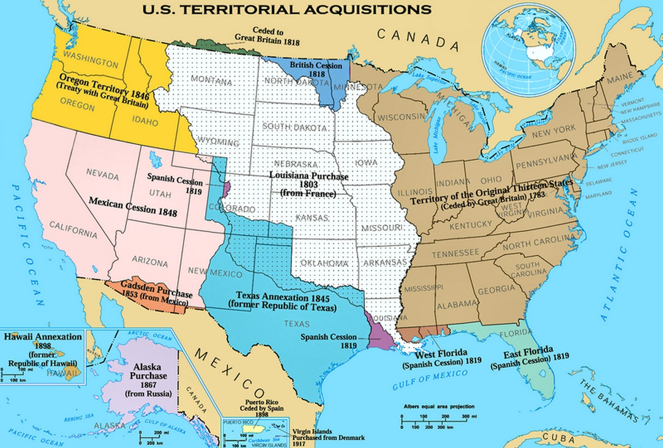 the treaty of guadalupe hidalgo the mexican cession