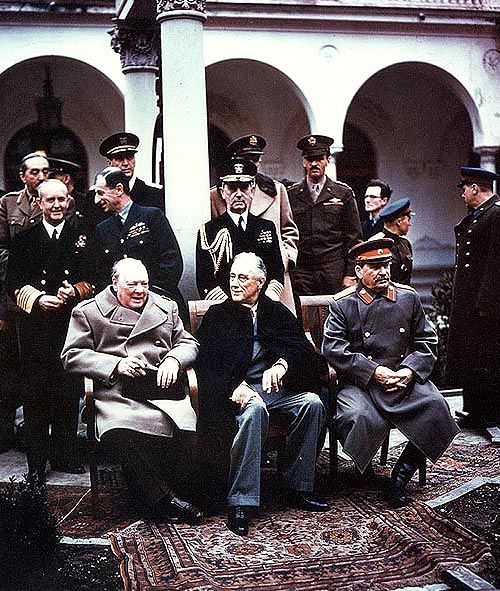 The Yalta And Potsdam Conferences Historybalgowlahboys